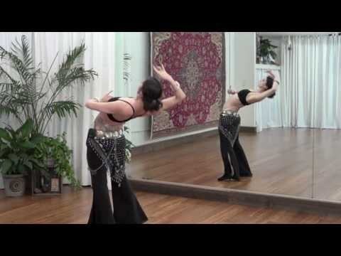 Laybacks, Drops And Zippers: Online Belly Dance Class With Rachel Brice