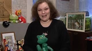 Жительница Ярославля собрала масштабную коллекцию фигурок кошек