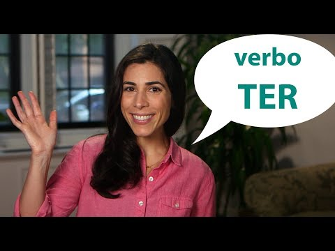 Learn Brazilian Portuguese - Verb TER to have