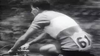 "The official music video of ""Tour De France"" from Kraftwerk. Now av..."