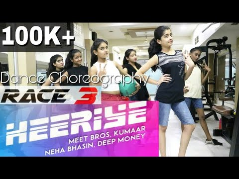 Heeriye Song Race 3 Dance Choreography | Salman Khan Jacqueline | Meet Bros Neha Bhasin Alok Kacher