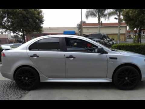 2010 Mitsubishi Lancer DE for sale in MONTCLAIR, CA - YouTube