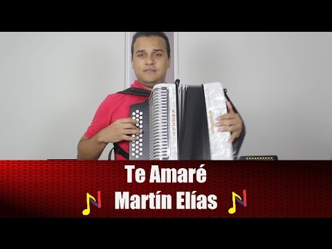 Tutorial Acordeon Te Amaré