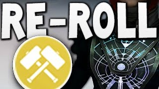 Destiny - HOW TO REROLL EXOTIC GEAR !