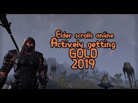 How to get rich in elder scrolls online ~ Elder scrolls online (ESO) gold making guide 2019