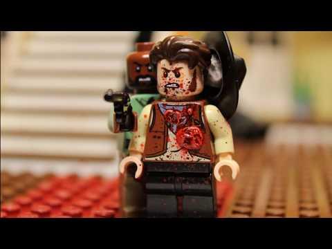 Лего Джанго Освобождённый