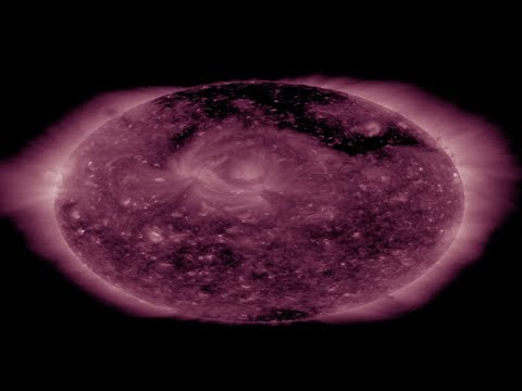 Mystery of why the sun's crown: is much warmer than its photosphere is known as coronal warming.