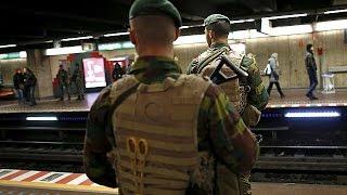 Fin de l'alerte maximale à Bruxelles
