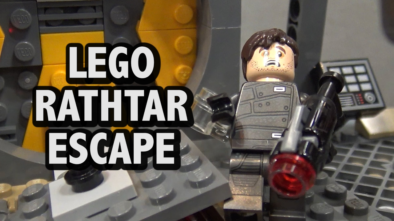 LEGO® Star Wars Rathtar Escape Building Set 75180 NEW