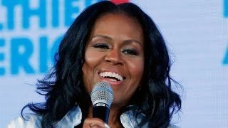 Michelle Obama scolds female Trump voters