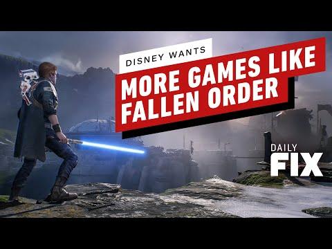 Disney Wants More Games Like Jedi: Fallen Order - IGN Daily Fix
