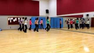 Everything Will Change - Line Dance (Dance & Teach in English & 中文)