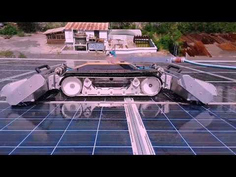 VOLTANET - SOLAR PANELS CLEANING LA REUNION