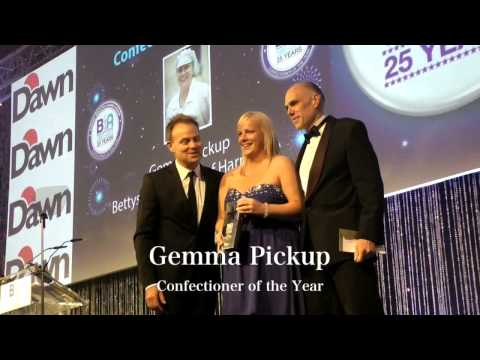 British Baker: Baking Industry Awards 2012