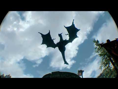 Again! - Skyrim VR Live #1