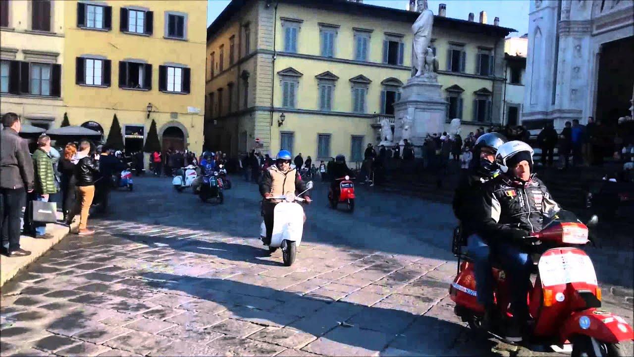 21° Cimento Invernale del Vespista Firenze 06/01/2019