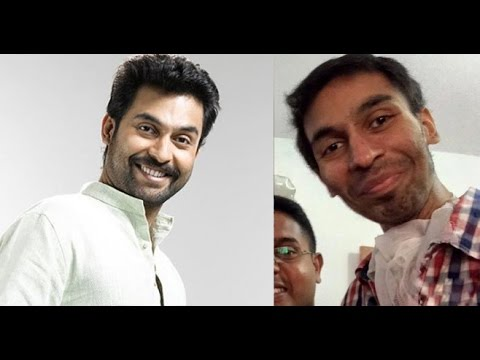 Actor Jishnu Raghavan