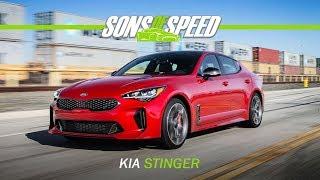 2018 Kia Stinger GT2 AWD | Sons of Speed