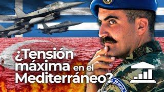 ¿Está TURQUÍA planeando la INVASIÓN del territorio de GRECIA en el EGEO? - VisualPolitik