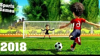 Top 10 Football Games For Android 2018 HD《Ad games》