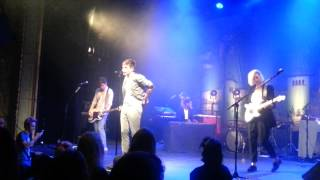 Great Big Storm - Nate Ruess, Stockholm 03/06/2015