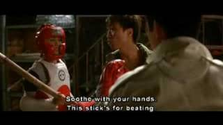 Fatal Contact - Jacky Wu Jing And Ronald Cheng Train (Fight 5) - High Quality Available