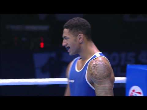 AIBA World Boxing Championships Doha 2015 - Pure BOXING: Tony Yoka