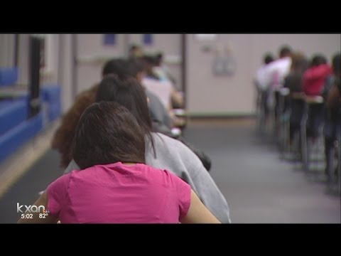 Texas Education Agency sued by parents over STAAR test
