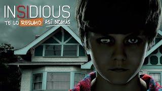 La Saga de Insidious (La Noche del Demonio) | #TeLoResumo