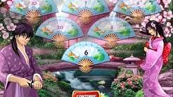 Geisha Online Slots Garden Free Spins Feature