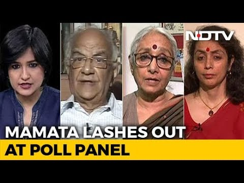 Bengal Cops Transferred: Mamata Banerjee vs Poll Body
