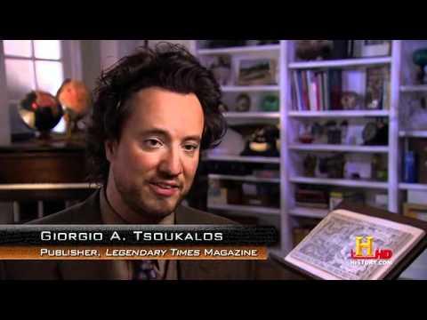 Giorgio Tsoukalos on the Mayan calendar
