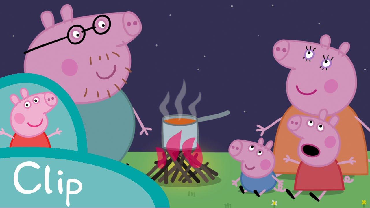 Peppa pig fran ais papa pig expert en camping ppfr2018 - Peppa pig francais piscine ...