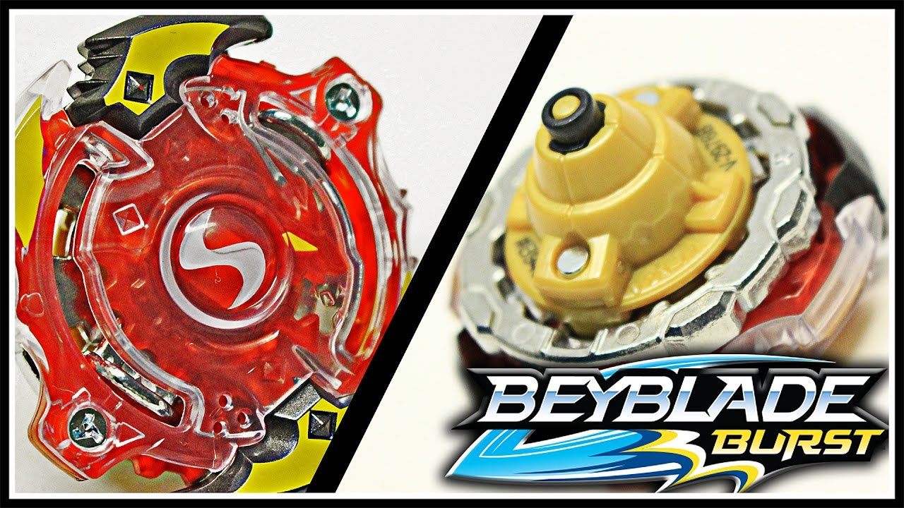 Spryzen Storm All Burst Beyblade