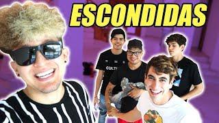 JUGANDO ESCONDIDAS EN LA MANSIÓN BROCOTISH *por 5,000 pesos*