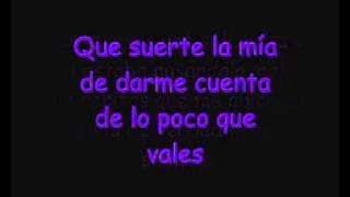 Posdata Te Quiero - Rafa Espino (con letra)