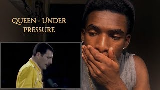 Baixar FIRST TIME WATCHING | Queen - Under Pressure (Live At Wembley) | REACTION