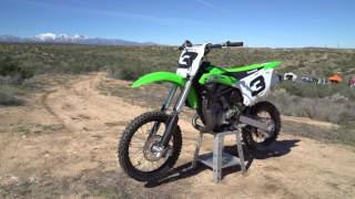 2016 Kawasaki KX85 Review - Dirt Rider 85cc MX Shootout