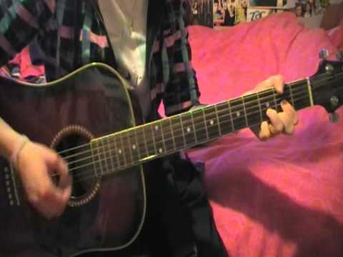 One Direction - One Thing - Guitar Cover