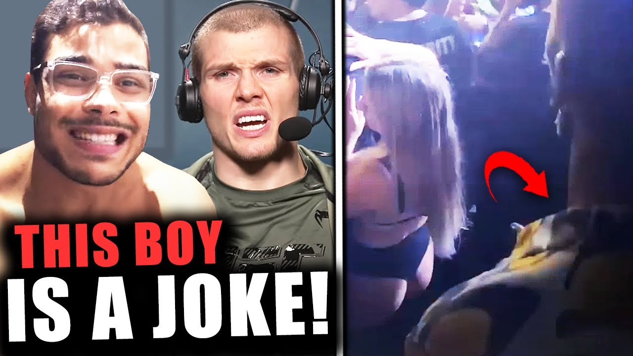 Paulo Costa RESPONDS to Marvin Vettori call out! Adesanya's UFC 263 After Party, Jamahal Hill