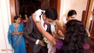 Shibin + Anu wedding highlights