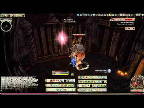 Dungeons & Dragons Online: Bastion of Power - Solo (part 1)