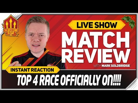 Goldbridge! SOLSKJAER MasterClass! Manchester United vs Huddersfield 3-1 Match Reaction & Highlights