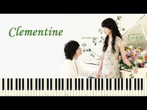 ♪ Spring Waltz OST: Clementine - Piano Tutorial