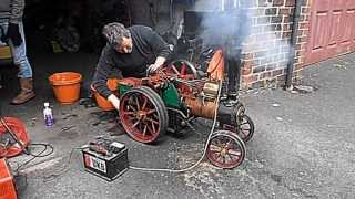 Plastow Burrell 3 inch Traction Engine