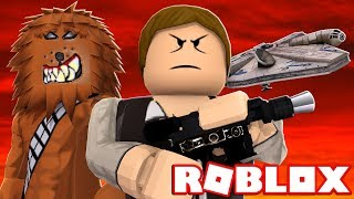 SOLO MOVIE IN ROBLOX (Star Wars)