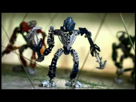 Bionicle Toa Hordika Commercial - English