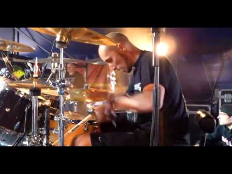 FREEBASE Prt 2- live at Download Festival 2012 Castle Donington