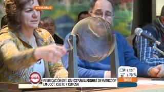 Buen día Uruguay - Charlamos con Trabajadores de Unott 22 de Junio de 2016