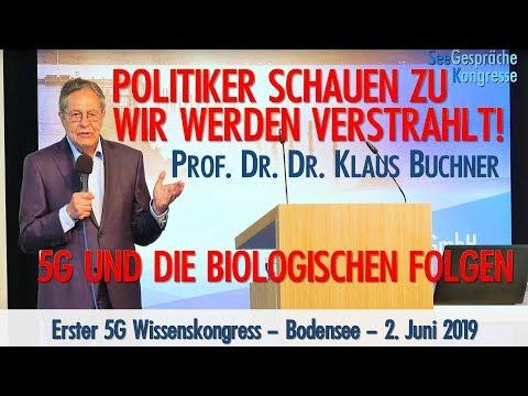 5G Kongress-Prof. Klaus Buchner MdEP/Physiker-Gefahren der 5. Mobilfunkgen.-warum Politiker wegsehen